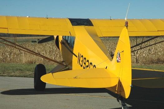 2003 Piper Cubcrafters Pa 18 Super Cub N392cc S N 9960cc