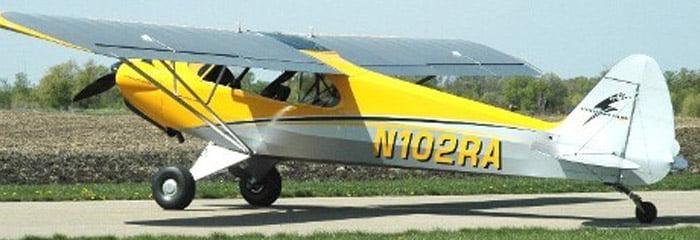 2010 carbon cub ss N102RA s/n CC11-00111 :: RARE Aircraft