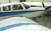 1984 Piper dakota  pa28-236   N4355d s/n 28-8411017