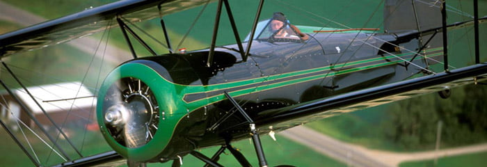 Waco model CTO-R, NX-5HX :: RARE Aircraft