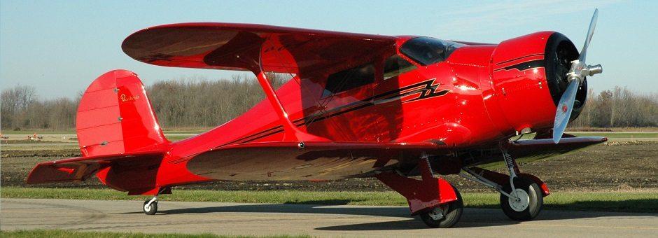Remanufacture-rare-aircraft