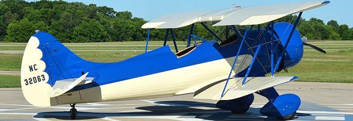 New WACO Biplane, Model UPF-7 :: RARE Aircraft