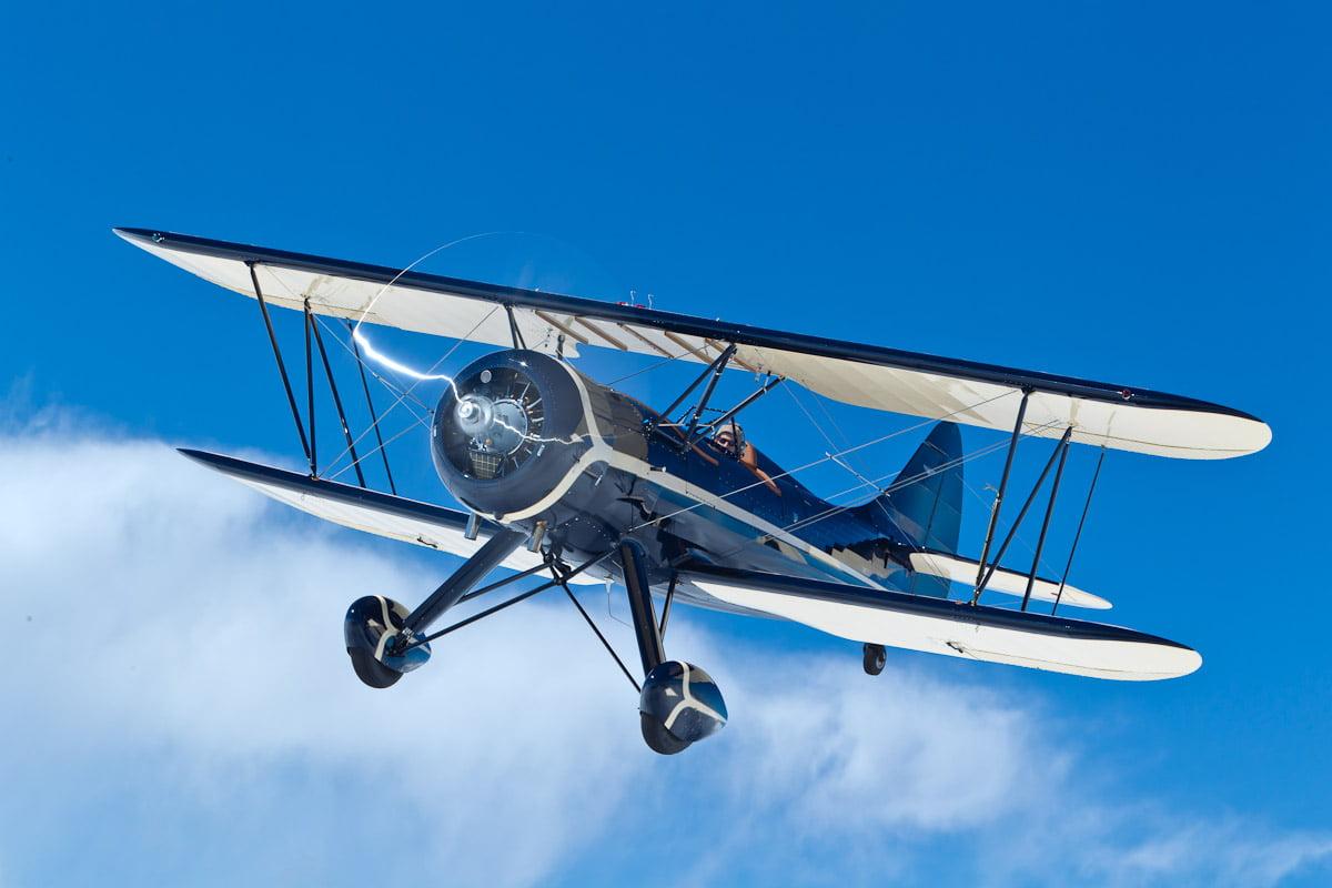 WACO ZPF-7 :: RARE Aircraft