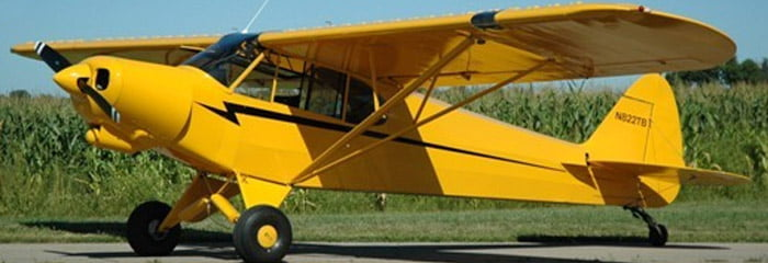 1999 piper / cub crafters pa-18 super cub n822tb s/n 9903cc :: RARE
