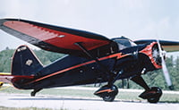 "The ""Gullwing"" Stinson Reliant"