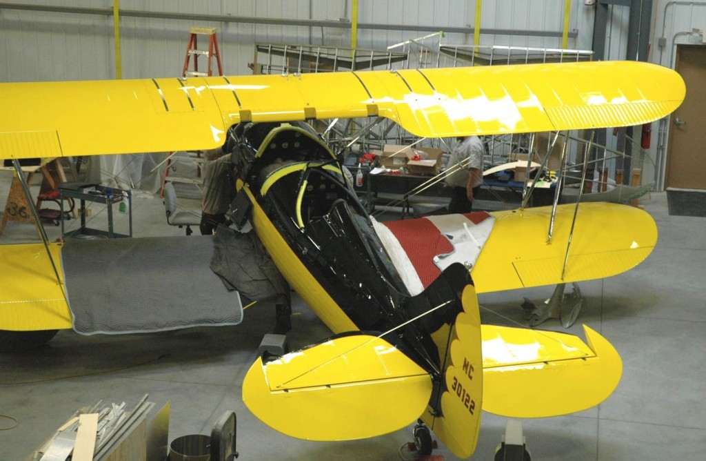 N30122 in final assembly.