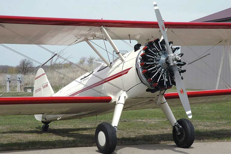 1942 Boeing Stearman aircraft for sale  Airplane listing
