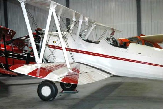 1942 Boeing Stearman aircraft for sale  Airplane listing  :: RARE