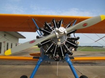Stearman Jacobs Engine Conversion :: RARE Aircraft