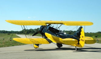 Waco UPF-7 N30122 Reman
