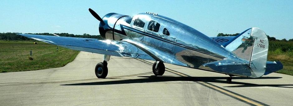 Spartan Executive Rare Aircraft