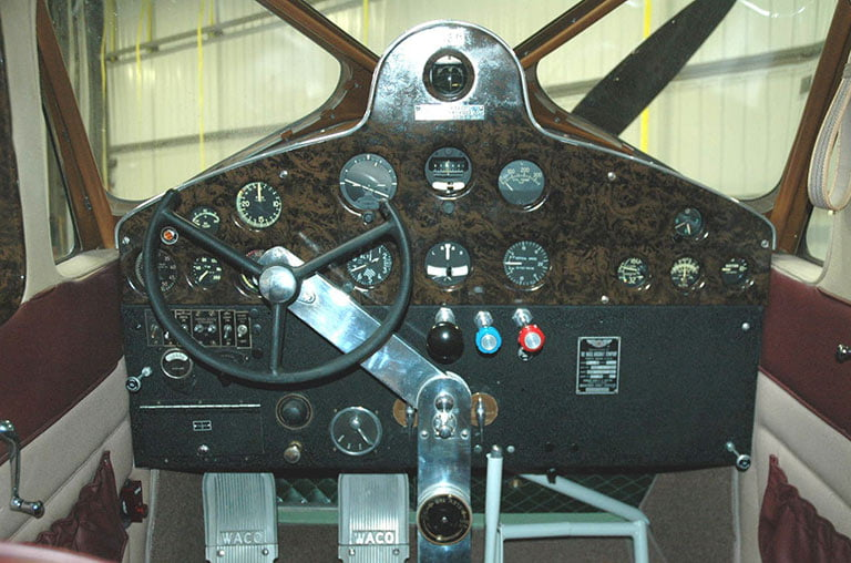 Waco Agc 8 N2312 S N 5063 Rare Aircraft