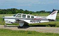 2003 BEECHCRAFT A36 TURBO NORMALIZED