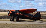 1937 Stinson SR-8B