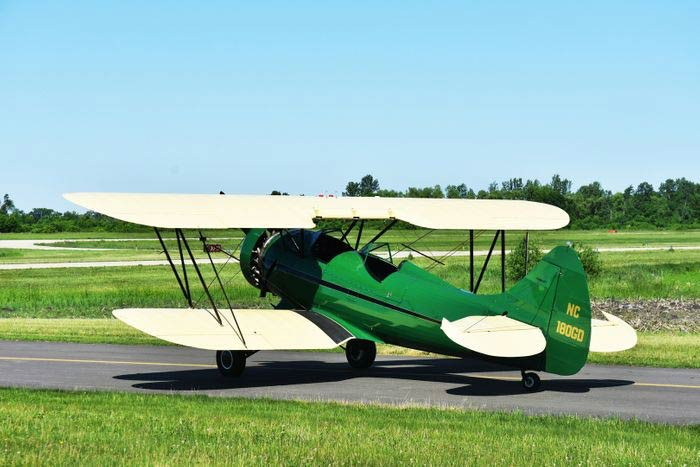 Restored WACO UPF-7